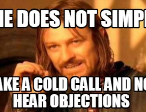 Three Steps to Get Better at Handling Objections